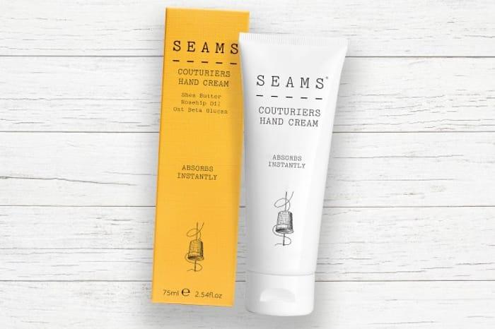 Win Hand Cream from SEAMS!