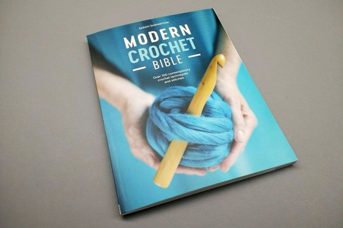 Win a Copy of the Modern Crochet Bible from Simply Crochet Magazine