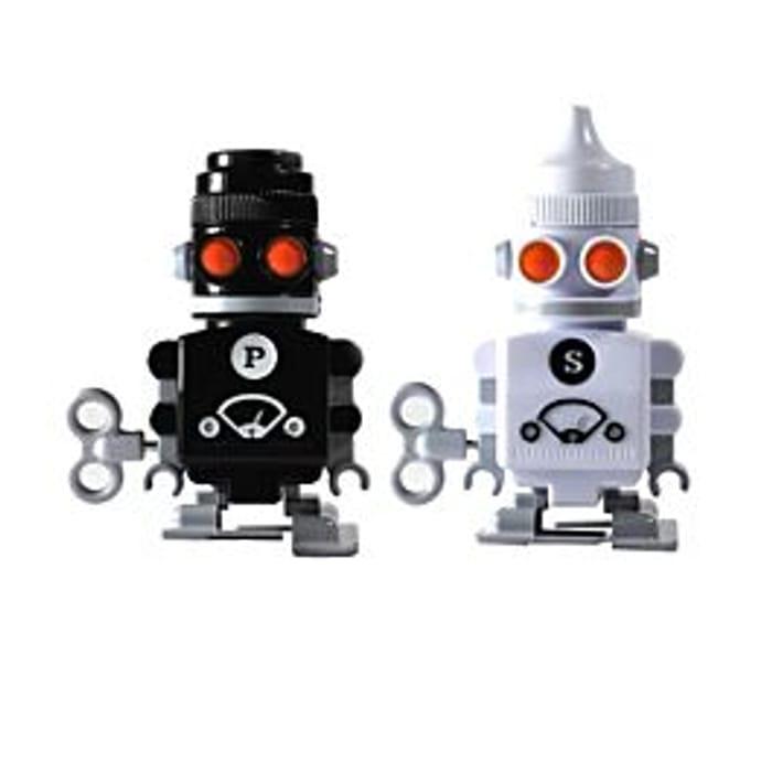 Salt and Pepper Robot