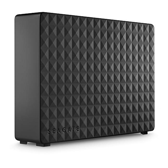 Seagate 10 TB Expansion USB 3.0 Desktop External Hard Drive