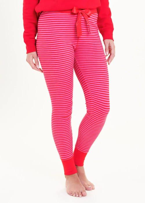 Candy Stripe Pyjama Bottoms
