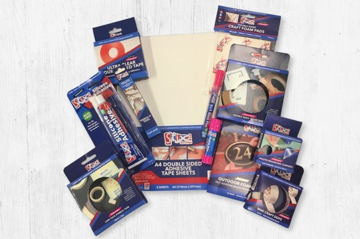 Win a Stunning Bundle of Crafting Essentials from Stix2!