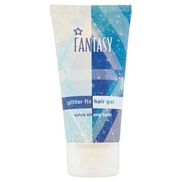 Superdrug Fantasy Queen of Stars Glitter Glue 50ml