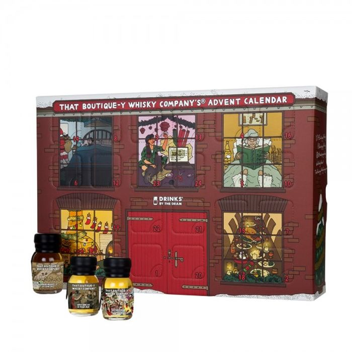 That Boutique-Y Whisky Company Advent Calendar 24X3cl