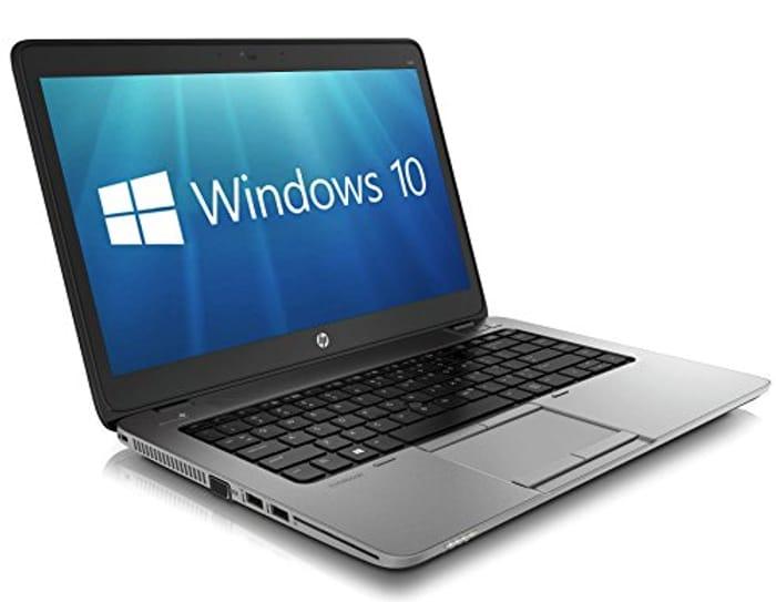 HP EliteBook 840 G1 14-Inch Ultrabook (Intel Core I5 4th Gen, 8GB RAM, 256GB SSD