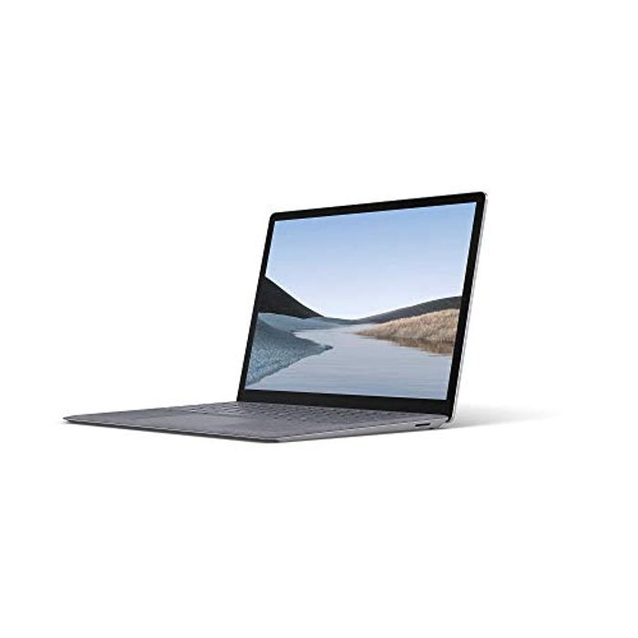 Microsoft Surface Laptop 3 Ultra-Thin 13.5 Touchscreen Laptop (Platinum)