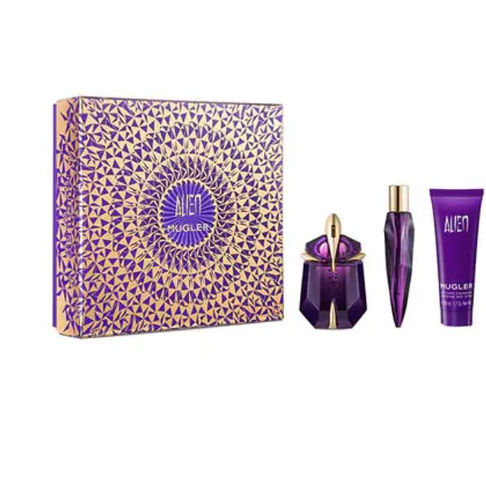 Alien Eau De Parfum Refillable Gift Set for Her