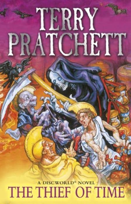 Thief of Time: (Discworld Novel 26) (Discworld Series) Kindle Edition