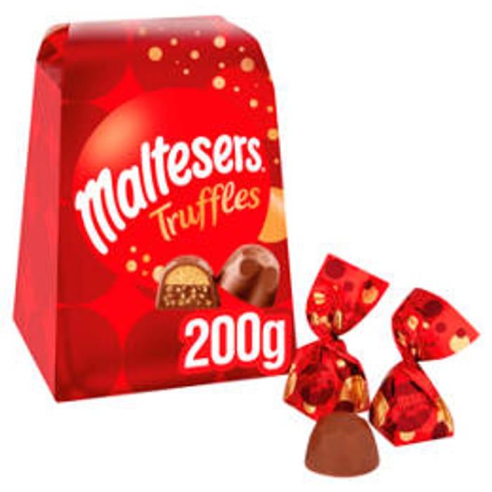 Maltesers Truffles Chocolate Medium Gift Box - Save £1.50!