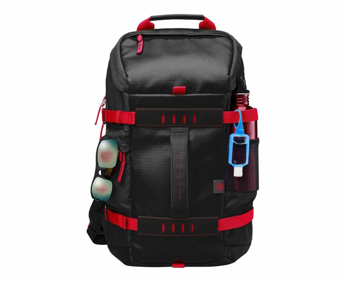 HP Odyssey X0R83AA 15.6 Inch Laptop Backpack - Red and Black - Save £20!