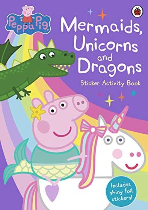 Best Price! Peppa Pig: Mermaids, Unicorns and Dragons Sticker Activity Book
