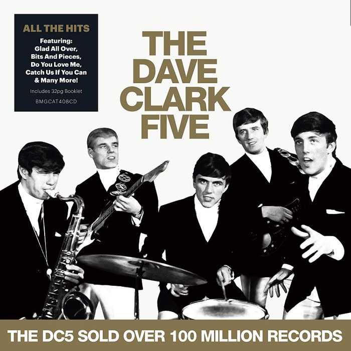 Win the Dave Clark Five All the Hits Album!