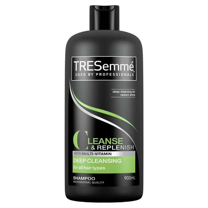 Tresemme Deep Cleansing Shampoo 900Ml