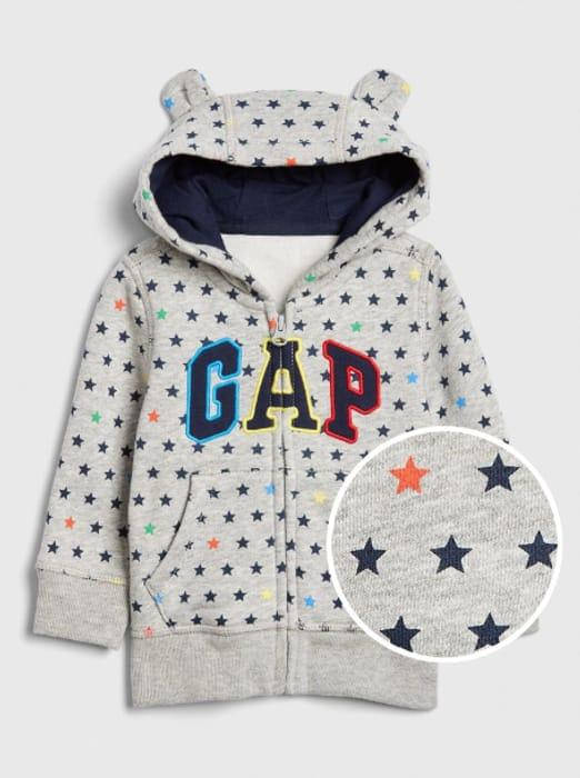 Cheap Baby Gap Logo Brannan Bear Hoodie Sweatshirt, Only £8.99!