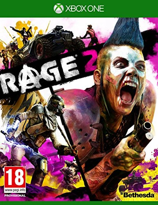 Xbox One Rage 2 £9.97 (Prime) at Amazon