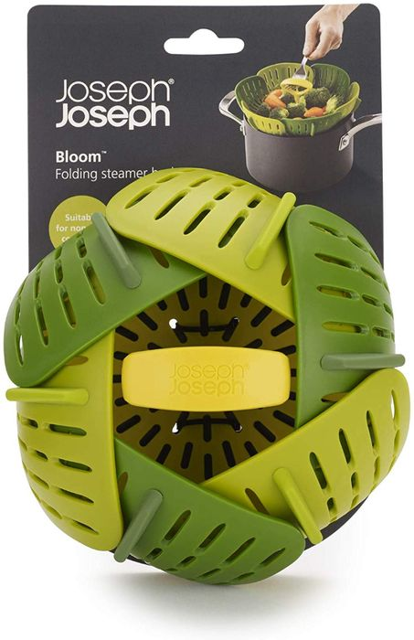 Best Price! Joseph Joseph Bloom Folding Steamer Basket - Green