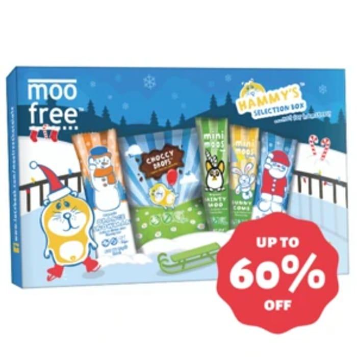 Half Price Dairy Free Chocolate Selection Box by Moo Free