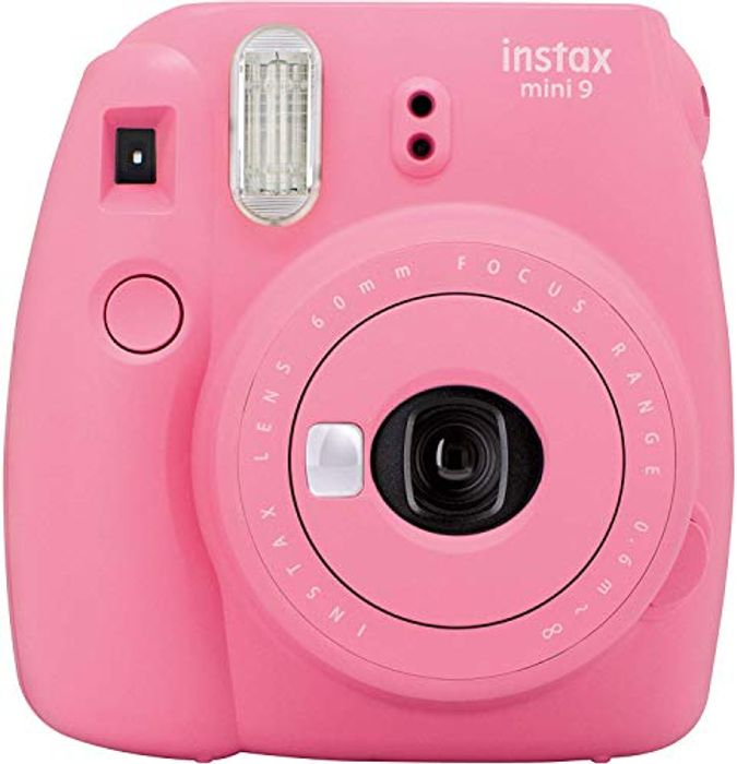 Instax Mini 9 Camera - Flamingo Pink **4.6 STARS**