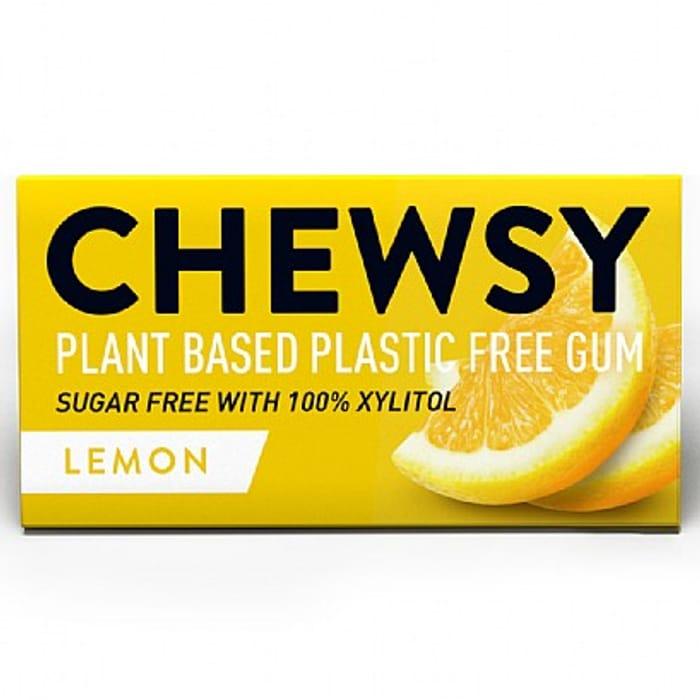 Chewsy Gum Lemon (15g)
