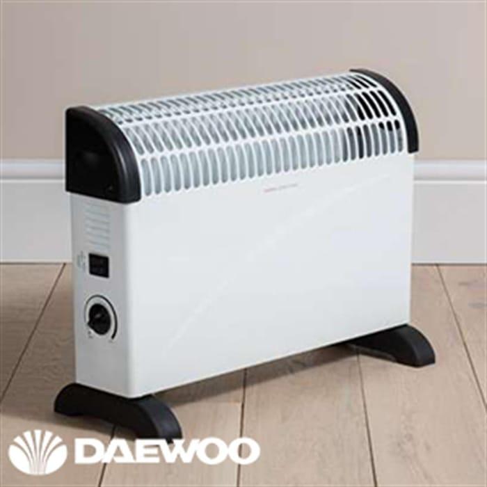 Daewoo 2000W Convector Heater