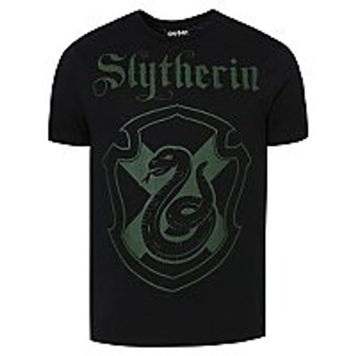 Harry Potter Slytherin T-Shirt ( Size Large Upto 4xl)