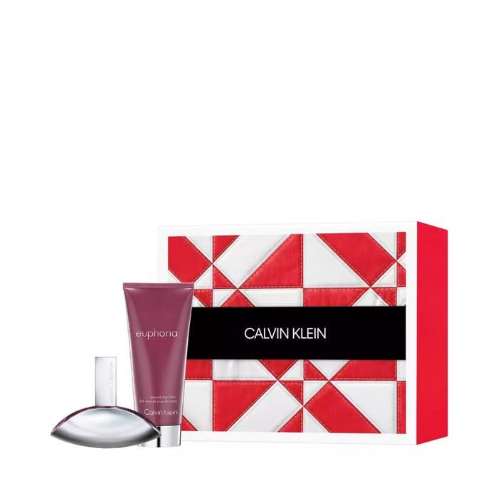 Cheap Calvin Klein - 'Euphoria' for Her Eau De Parfum Gift Set, Only £23.4!