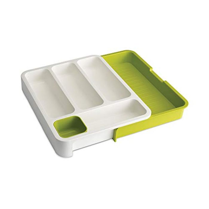 Joseph Joseph Expandable Drawer Store with Cutlery Tray