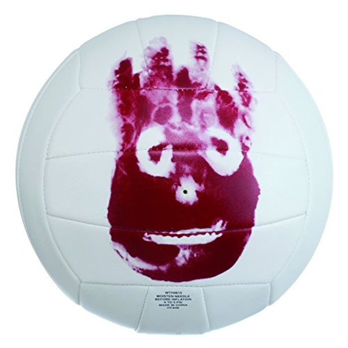 Wilson Castaway Volleyball with Prime Delivery