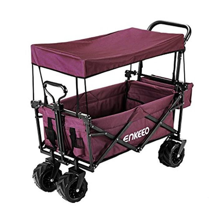 Cheap Collapsible Foldable Trolley Only £79.99 Delivered
