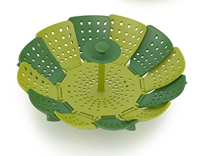 Joseph Joseph Lotus Steamer plus (Green) - 37% Off!