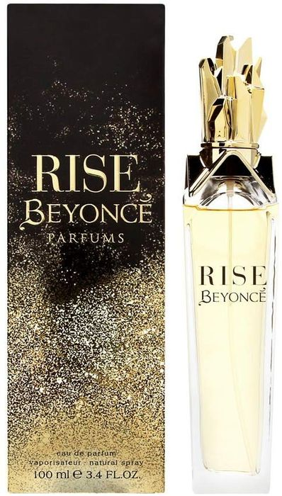 Beyonce Rise Eau De Parfum Fragrance for Women, 100 Ml