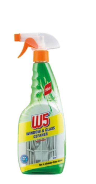 W5 Cleaning Spray 750ml Only 69p