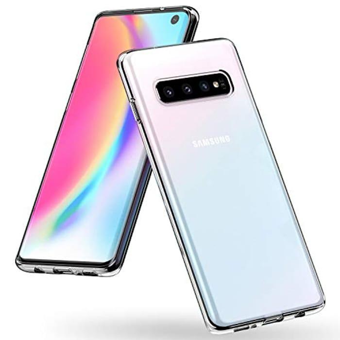 Syncwire Samsung Galaxy S10 Case, UltraFlex Thin Slim Galaxy S10 Phone