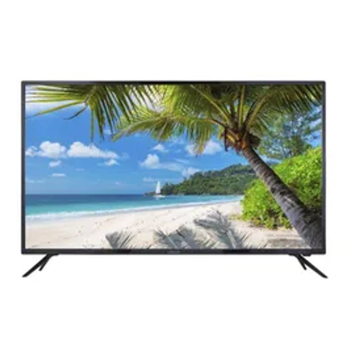 Linsar 55 Inch 4K Ultra HD Smart LED TV with 6 Year Warranty