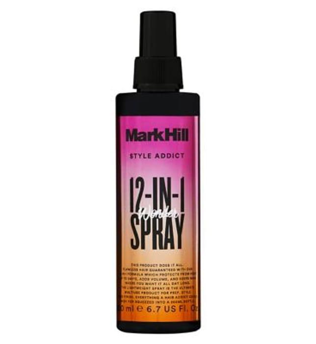 Mark Hill Style Addict 12-in-1 Wonder Spray