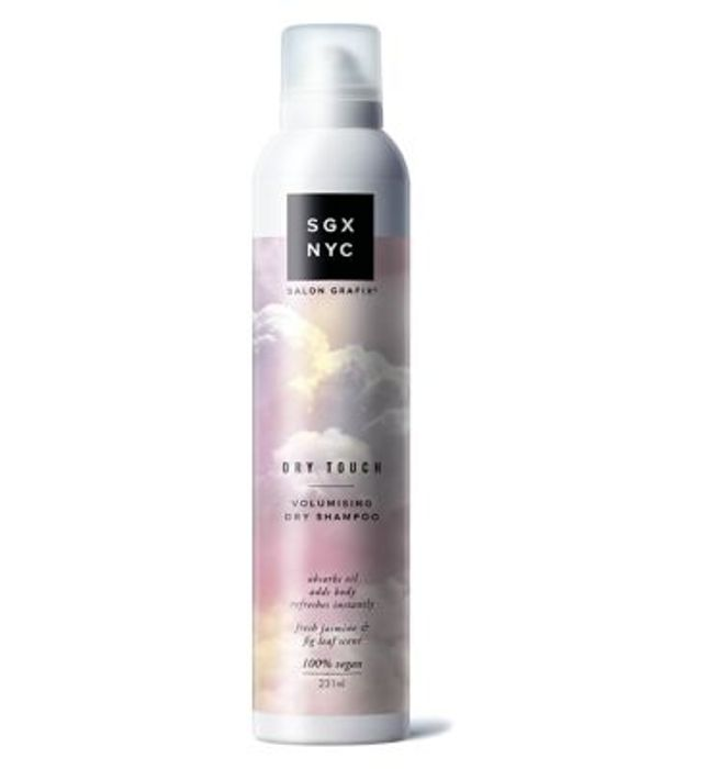 SGX NYC Dry Touch Volumising Dry Shampoo
