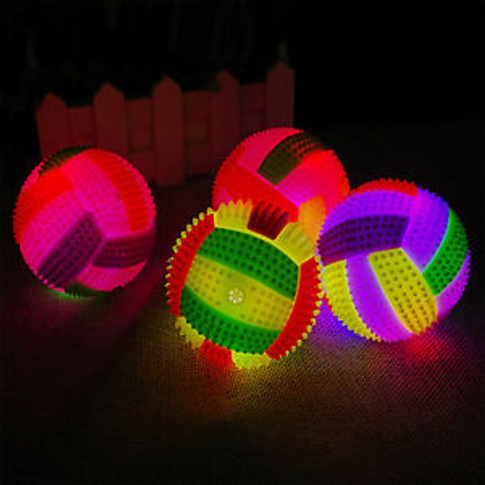LED Volleyball at ebay
