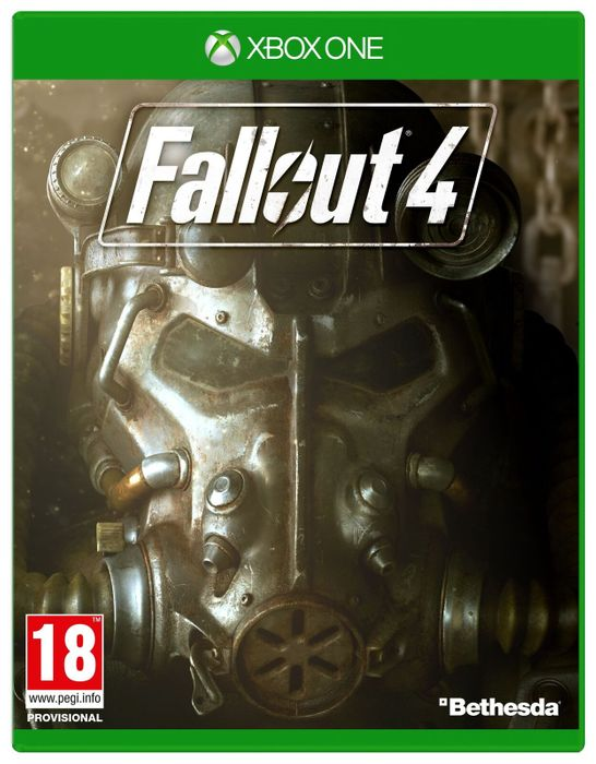 Xbox One Fallout 4 £3.99 Delivered at eBay (Argos)