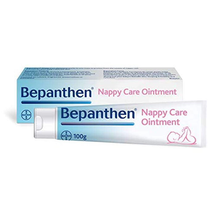 Bepanthen Nappy Care Ointment | Barrier Nappy Cream