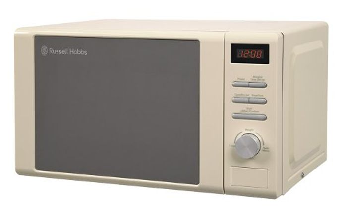 Cheap Russell Hobbs Heritage Digital Microwave, 20 Litre - Save £20!