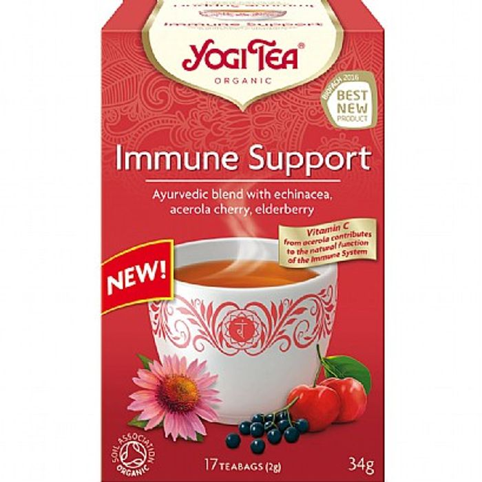 Yogi Tea Immune Support (17 Bags)