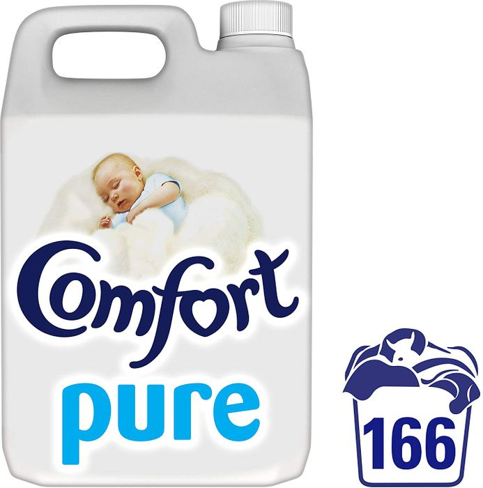 Comfort Pure Fabric Conditioner 166 Wash / 5 Litre (Amazon Pantry)