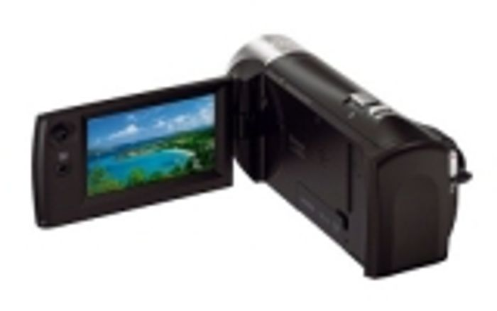 Win a Sony Camcorder
