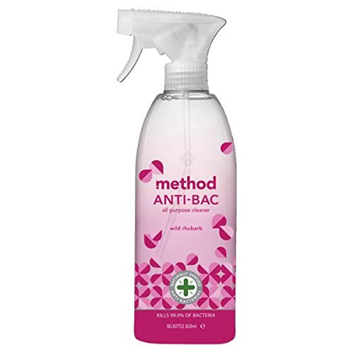 Method All Purpose Cleaner - Anti Bac 1 X 828Ml