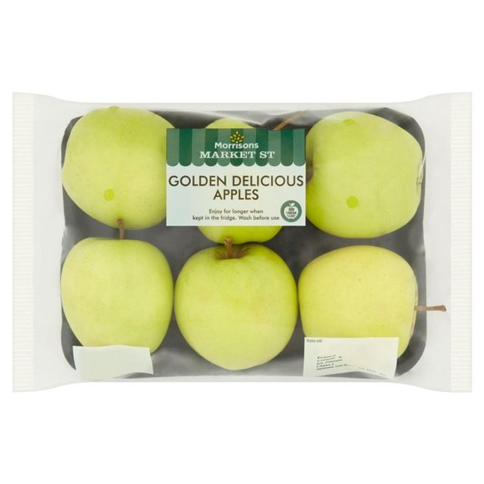 Golden Delicious Apples 63% Off at Morrisons