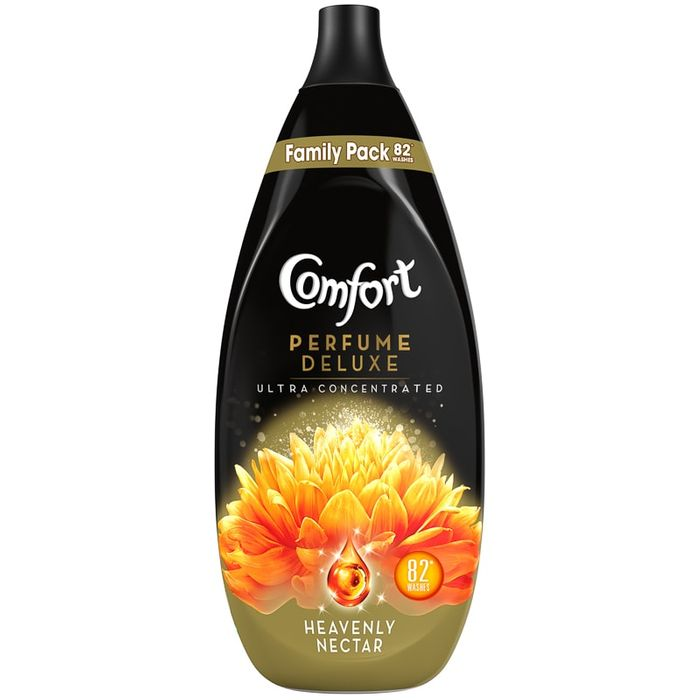 Best Price! Comfort Perfume Deluxe Fabric Conditioner 1.23L - Heavenly Nectar