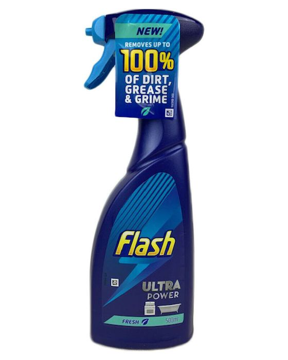 Best Price! Flash Ultra Power Cleaning Spray Fresh