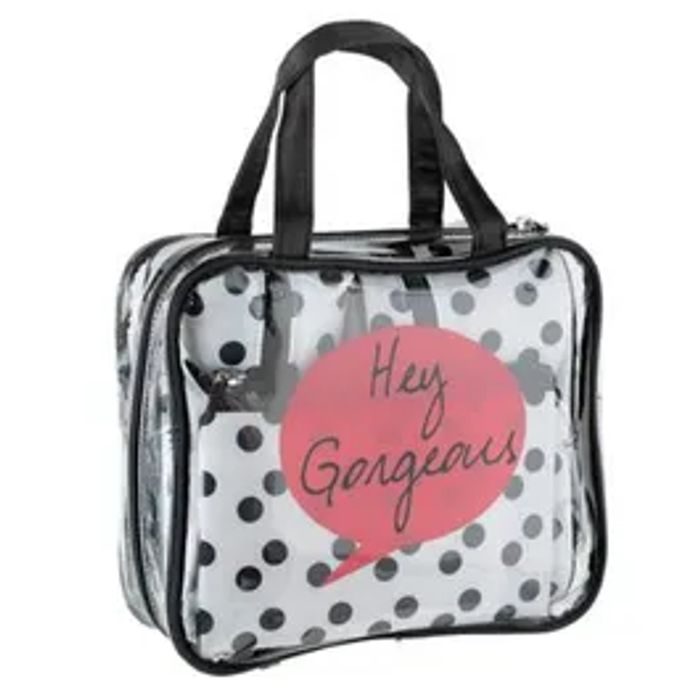 Best Price! Soho Gorgeous Weekender Bag 4 Piece Cosmetic Organiser & Purse
