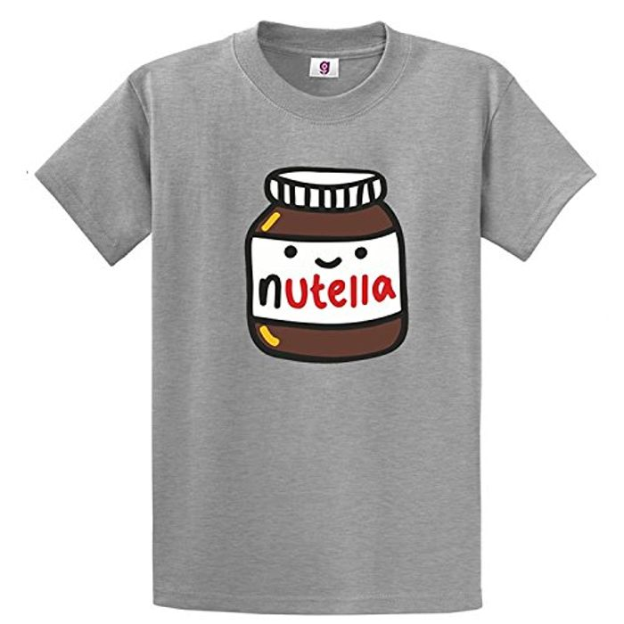 Cheap Nutella Chocolate Lovers T-Shirt Only £7.99