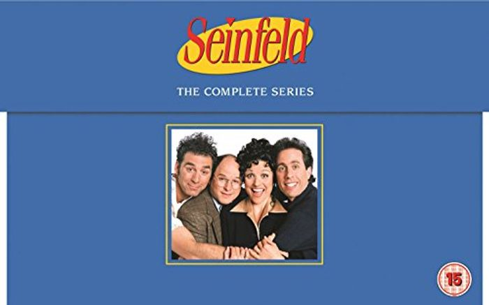 Seinfeld: The Complete Series [DVD] Box Set